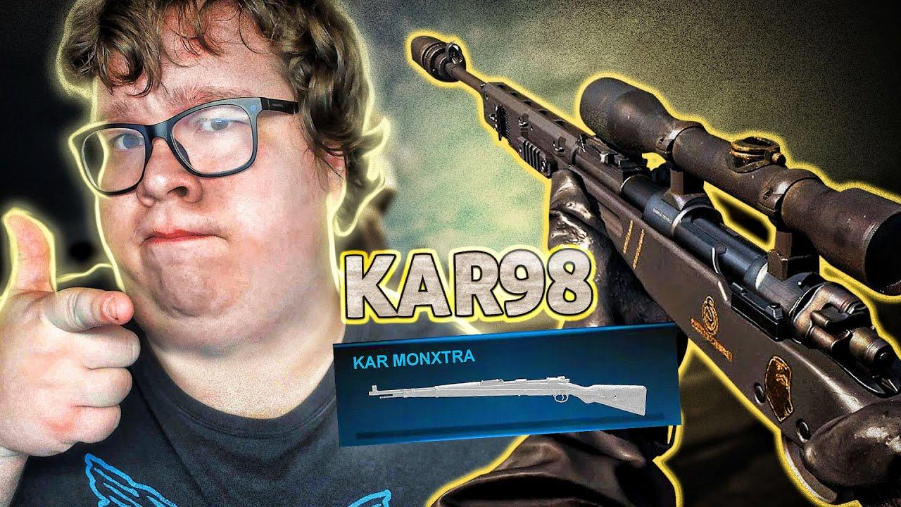 Download A KAR98 MONXTRA - COD WARZONE (SQUAD DE INSCRITOS)
