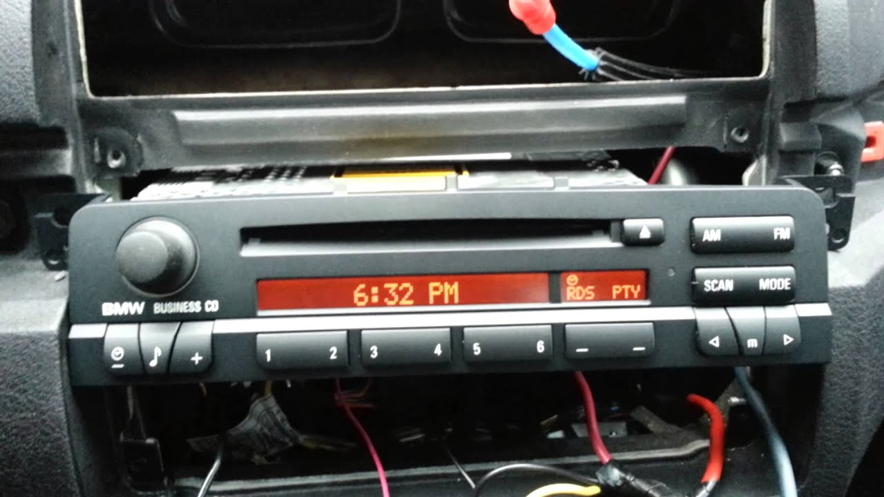 hight resolution of bmw alpine business cd unit model cd53 e46 from 2004 330ci e46