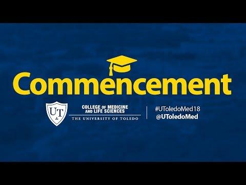 College of Medicine and Life Sciences Graduation 2018