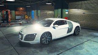 Car Mechanic Simulator 2018 - ВЕЗЕНИЕ НА АУКЦИОНЕ AUDI R8 l MOD
