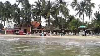 Территория отеля Hai Au Resort 3* Вьетнам, Муйне, Фантьет. muine resort