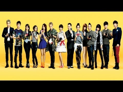 YG FAMILY: Good Times