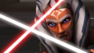 клип-звездные войны Асока Тано (герой)