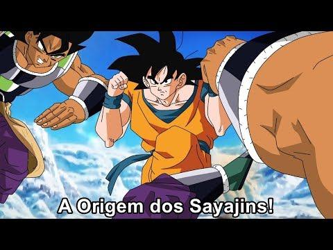 VAZOU! Novos Personagens Inimigos de Goku ? NOVO FILME: Origem dos Sayajins