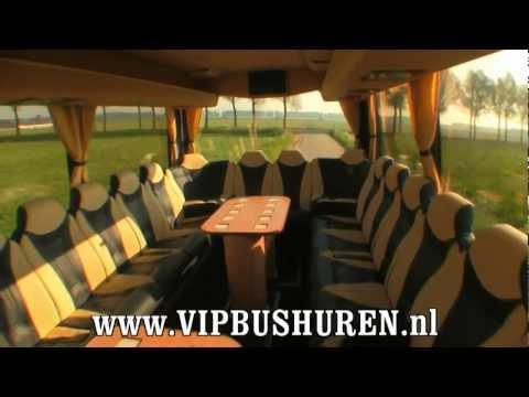 VIP bus huren