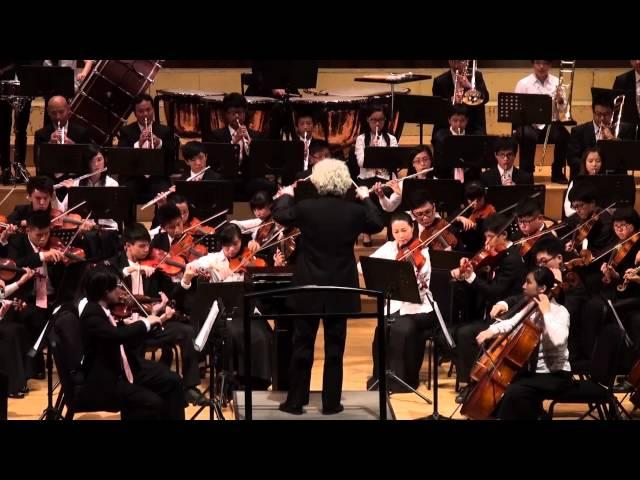 北京市西城區與香港南區友好交流音樂會6b_管弦樂:《加勒比海盜》