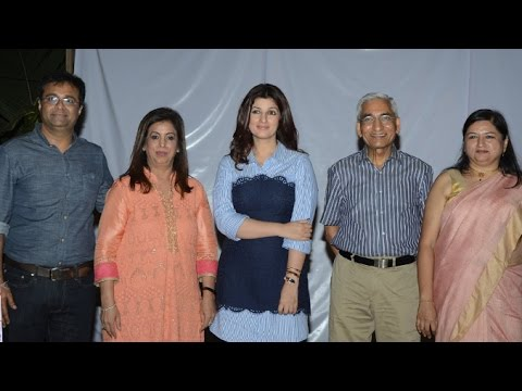 Twinkle Khanna At NGO Angel Express Foundation's Event For Slum Kids