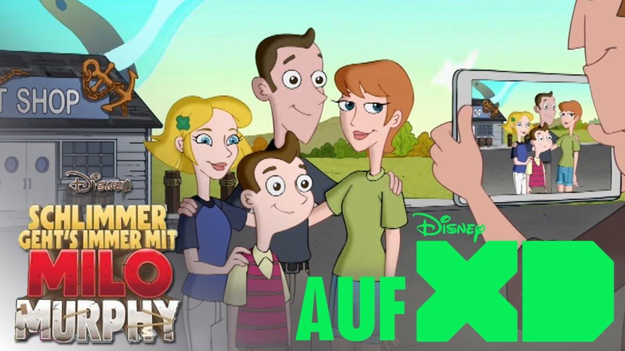Disney Xd Schlimmer Gehts Immer Mit Milo Murphy Clip Murphys Familienurlaub