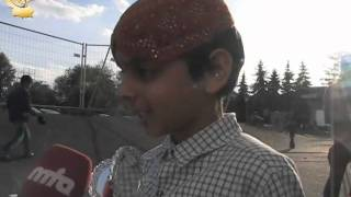 Interview Danish Ahamad National Ijtema 2010