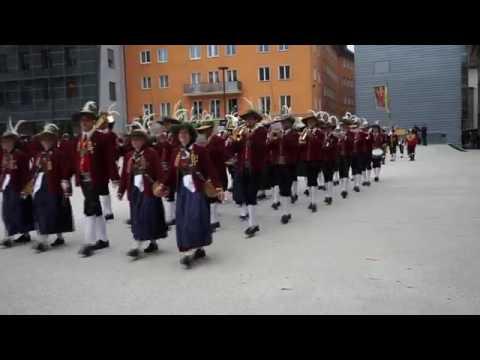 Ehrenkompanie Grinzens Tirol