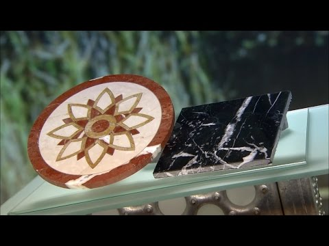 Artistic Marble Floors | How It's Made