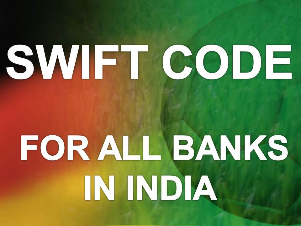 How do you find a bank's SWIFT code?