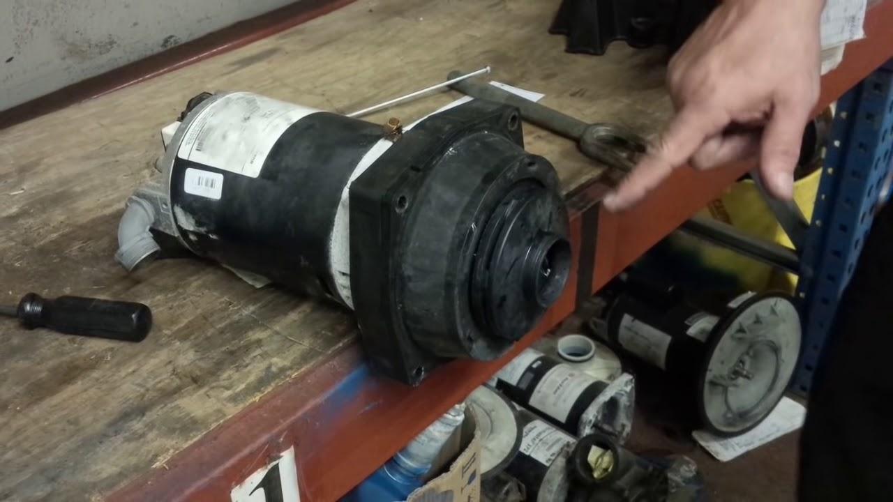 Hayward 1 1 2 reemplazo cambio de bomba de piscina youtube for Bombas para piscinas