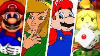 Evolution of Worst Nintendo Spin Off Games (1983 - 2019)