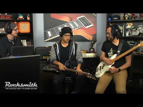 Rocksmith Remastered - Amaranthe Song Pack - Live from Ubisoft Studio SF