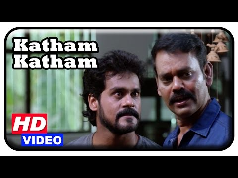 Katham Katham Tamil Movie | Scenes | Natarajan Is Attacked | Rajagopalan | Harish