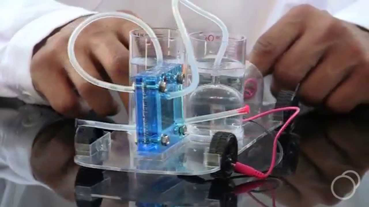 Fuel Cell Car Science Kit (FCJJ-11) - Horizon Educational