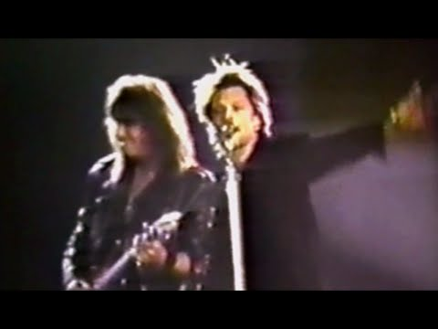 Bon Jovi - You Give Love a Bad Name (Tampa 1993)