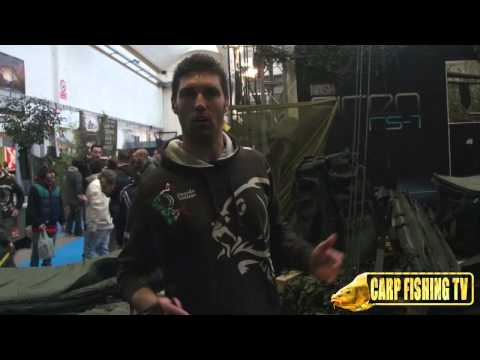Fiera Carpitaly 2013 Report - Nash - CarpFishing TV