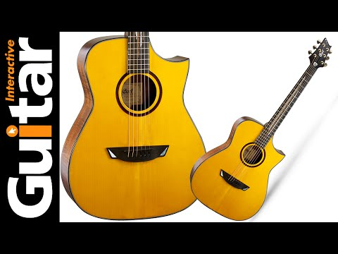 Cort Frank Gambale Luxe Acoustic Guitar Review
