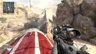 Black Ops 2 Custom Games w/ Friends: Border Patrol on Turbine - Episode 2