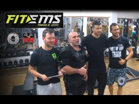 EMS│Electrical Muscle Stimulation│Pedja Petrovic ( THE Class