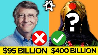 A Day In The Life Of The Richest Person That Ever Lived