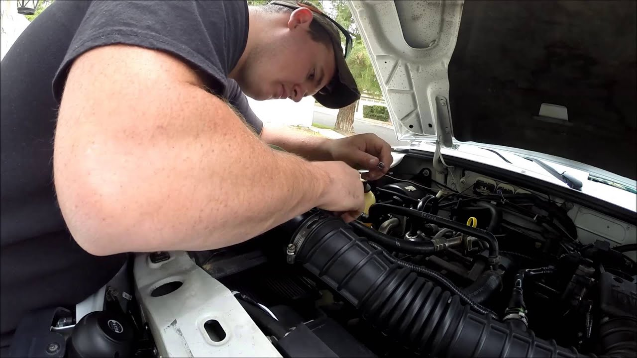 Ford Ranger MAF Sensor Cleaning - YouTube on 1998 ranger wheels, 1998 ranger fuel system, 2004 ford ranger fuse diagram, 1998 ranger frame diagram, 1998 ranger engine, 2004 ford ranger relay diagram, 2004 ford ranger charging diagram, 1996 ranger wiring diagram, 1998 ranger ford, ford ranger electrical diagram,