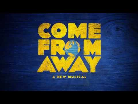 What is COME FROM AWAY?