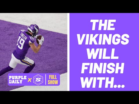 Minnesota Vikings *BOLD* predictions for 2021!