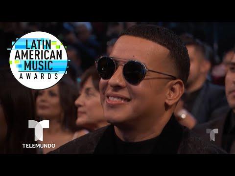 Daddy Yankee, reconocido con el Premio Icono   Latin AMAs   Entretenimiento
