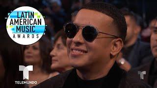 Daddy Yankee, reconocido con el Premio Icono | Latin AMAs | Entretenimiento