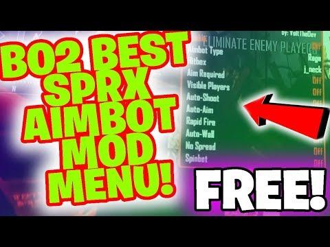 PS3) BO2 (SPRX AIMBOT MENU)