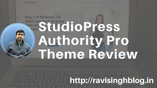 Studiopress Authority Pro Theme Review