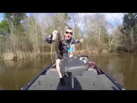 Spawn Fishing At Lake Tyler