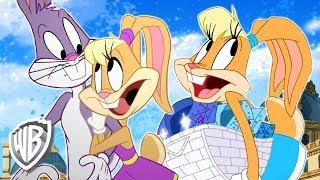 Looney Tunes en Latino | Bugs y Lola | WB Kids