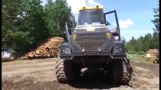 Ponsse Bear H8 C6 8WD - Vestfold - Norway