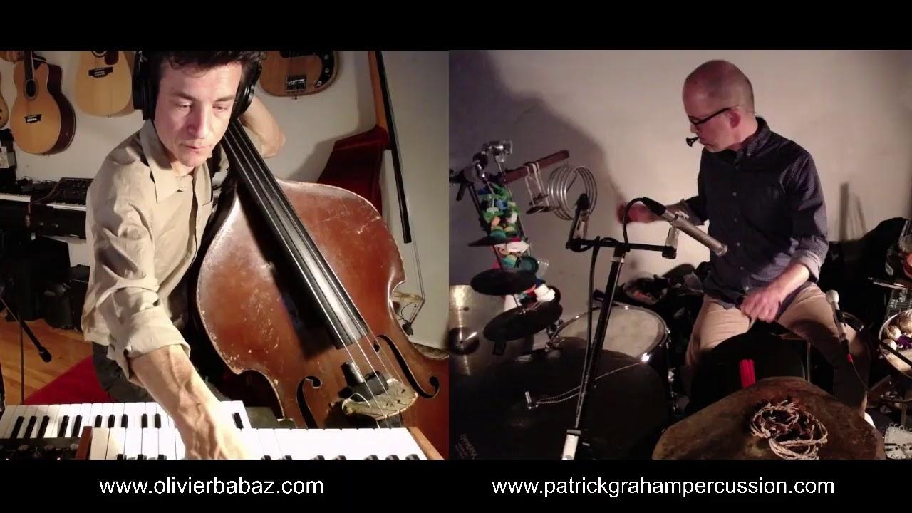 Download Olivier babaz Live session W. Patrick Graham 26112020