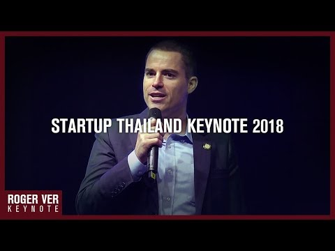 Why Digital Currency = Economic Freedom for the WORLD | Roger Ver Keynote May 2018