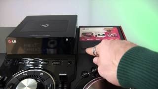 LG CM9940 High Power Hifi DJ System Hands On