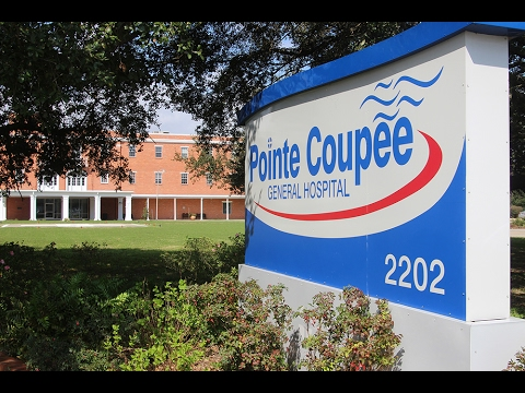 Pointe Coupee General Hospital - Improving Care in Louisiana