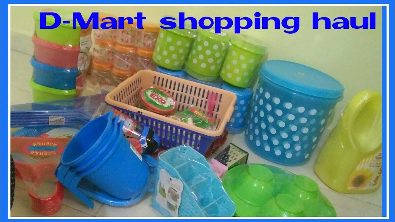 D-MART shopping haul in telugu||Budgetable shopping||cheap and best ...