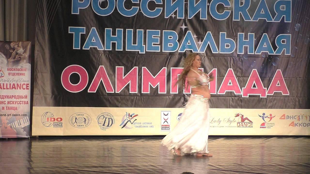 РТО-2015. Рейтинг России. Oriental классика. 2 лига. Взрослые-2, соло женщины, финал