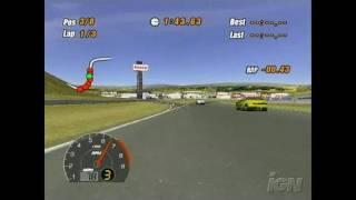 Alfa Romeo Racing Italiano PlayStation 2 Video - Hit It