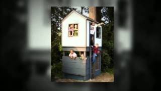Build The Playhouse Your Kids Love