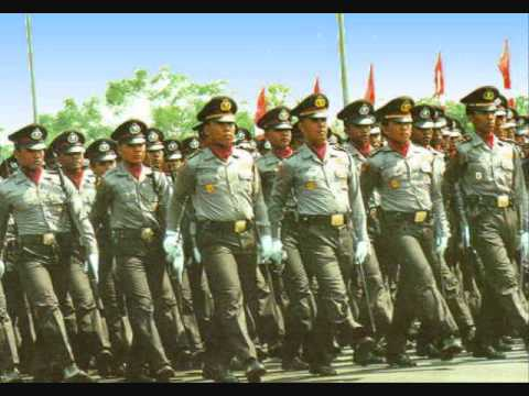 Indonesian National Police March