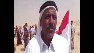 قناة السويس الجديدة: أبو ناصر العيادى للسيسي الى الامام وتحيا مصر