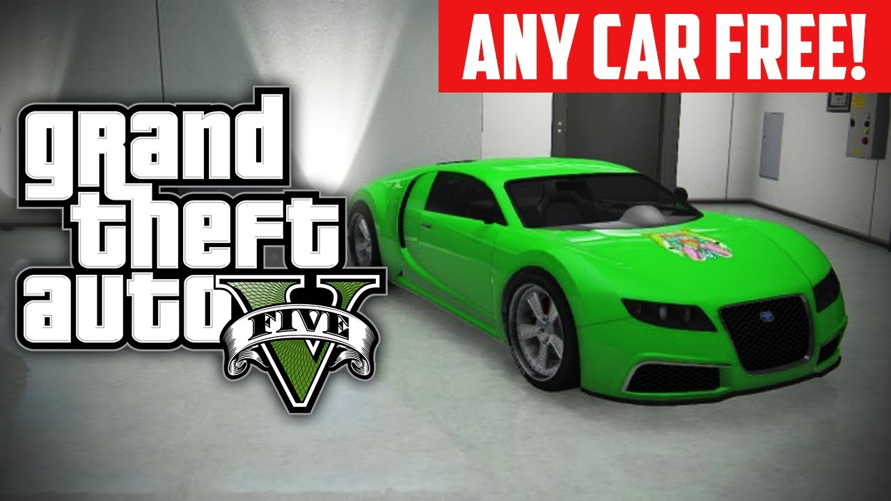 GTA 5 Online: How To Buy ANY Car For FREE! Free Rare Cars Glitch ...