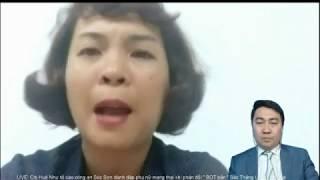 """Chị Huệ Như tố cáo C.A Sóc Sơn đánh phụ nữ mang thai khi phản đối """" BOT bẩn """""""