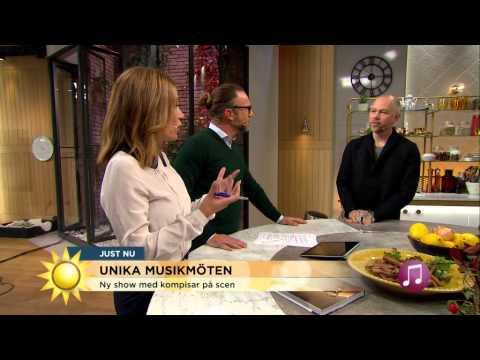 """Tomas Andersson Wij: """"Vi är en majoritet som vill ta emot flyktingar"""" - Nyhetsmorgon (TV4)"""